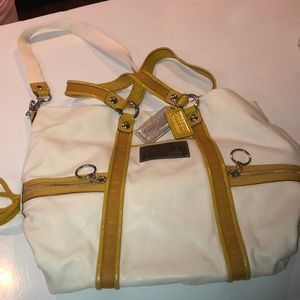 Coach Poppy Cross body bag